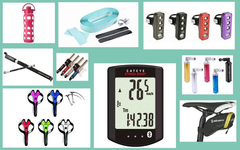 beginners guide to cycling accessories