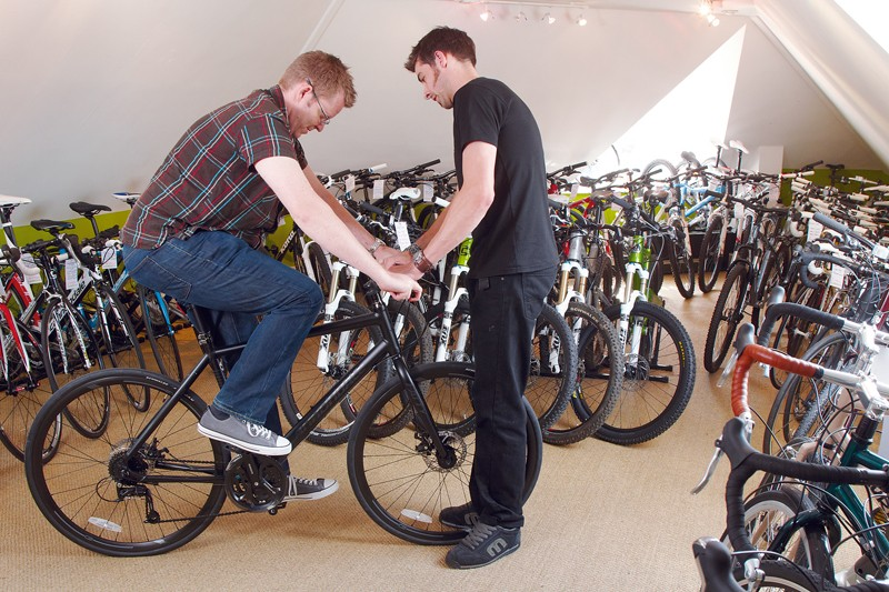 handy tips on buying a bike