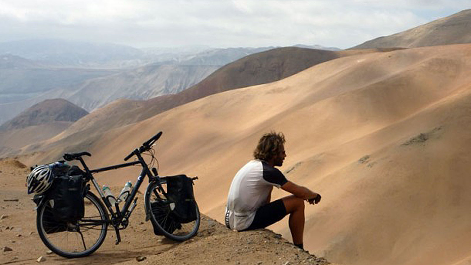 Travel + Leisure cycling around the world