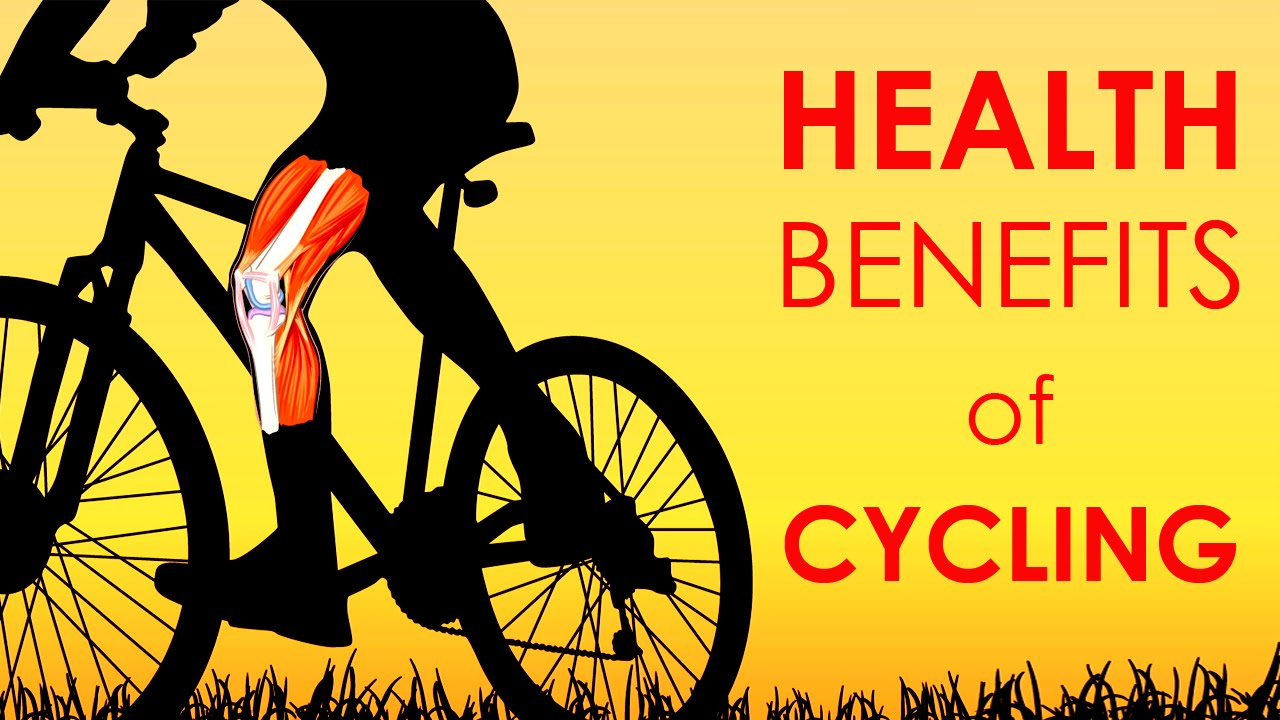 biking health benefits