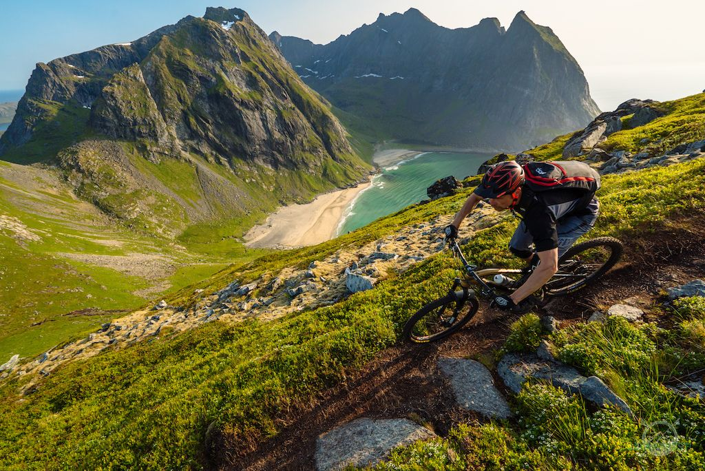 mefjellet mountain bike adventure